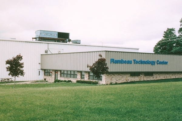 Flambeau's Technology Center in Baraboo, Wisconsin