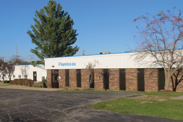 Flambeau's facility in Middlefield, Ohio