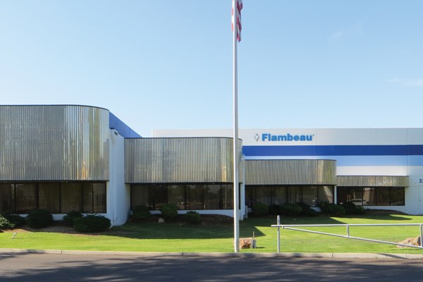 Flambeau's Injection & Blow Molding facility in Phoenix, Arizona