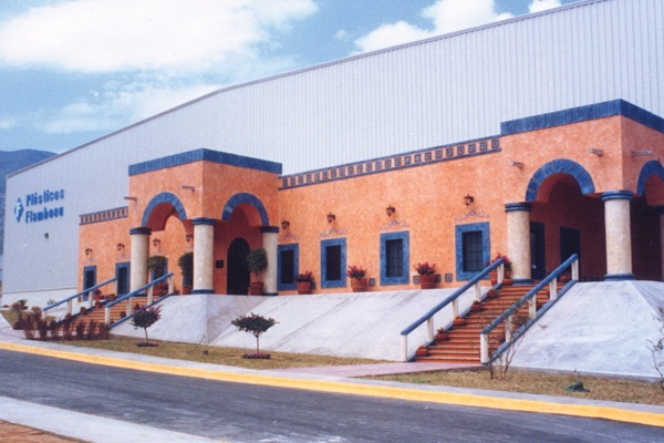 Plasticos Flambeau located in Saltillo, Coahuila Mexico