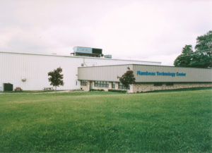 Our facility in Baraboo, Wisconsin