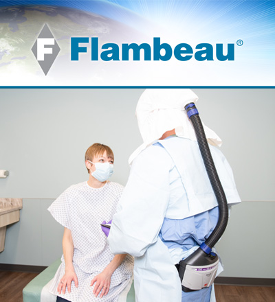 Respirator Press Release Feature Image