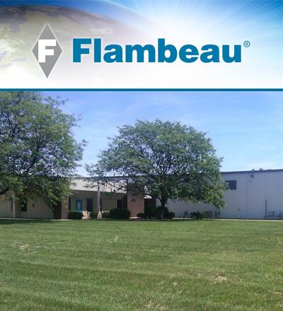 Flambeau Columbus, Indiana Facility - New Press