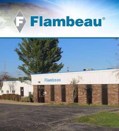 Flambeau Middlefield, Ohio Facility - New Press